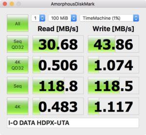 HDPX-UTC1K Dr-1 NTFS USB-C 100MB