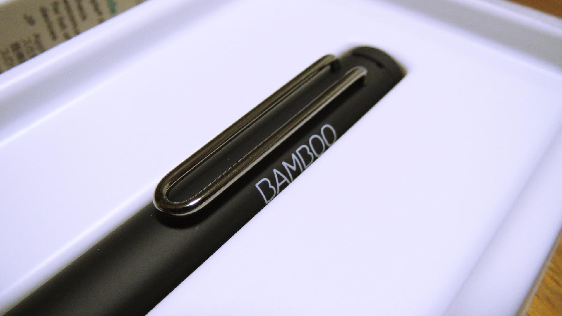 Bamboo Fineline3-unbox