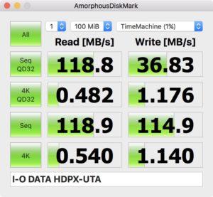 HDPX-UTC1K Dr-1 HFS+ USB-C 100MB